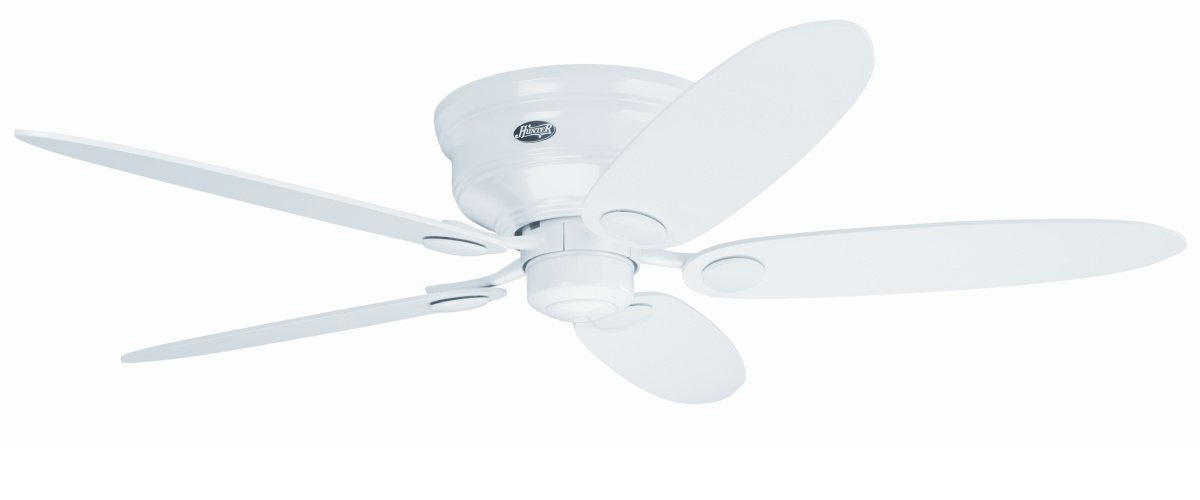 Low Profile Ceiling Fan White