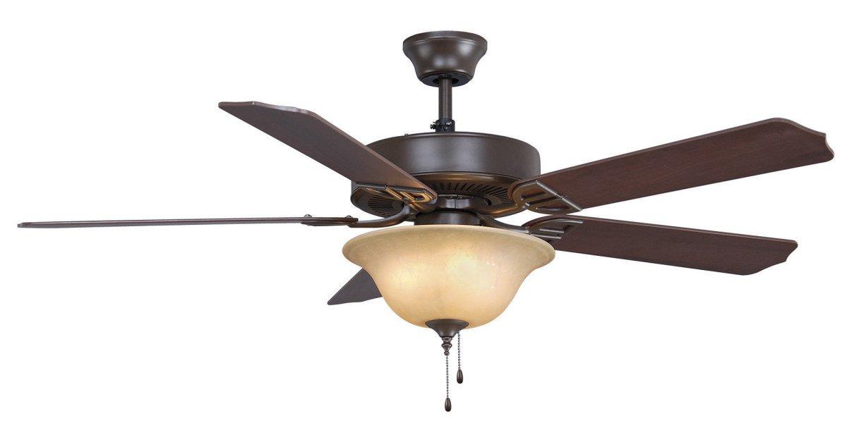 Aire decor ventilator mit lampe bronzefarben gut und gnstig ceiling fan aire dcor with light oil rubbed bronze aloadofball Gallery