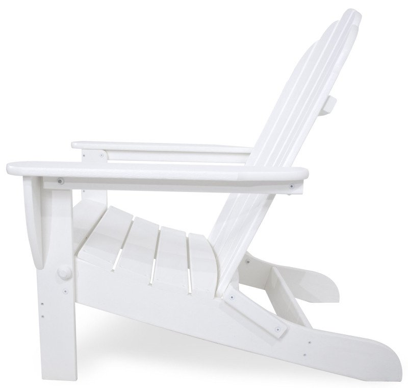 polywood adirondack chair klappbar weiss casa bruno ceiling fans outdoor furniture. Black Bedroom Furniture Sets. Home Design Ideas