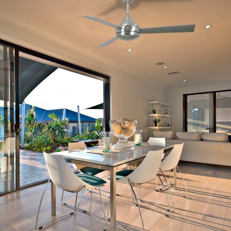 donaire deckenventilator f r balkon oder terrasse casa bruno deckenventilatoren. Black Bedroom Furniture Sets. Home Design Ideas