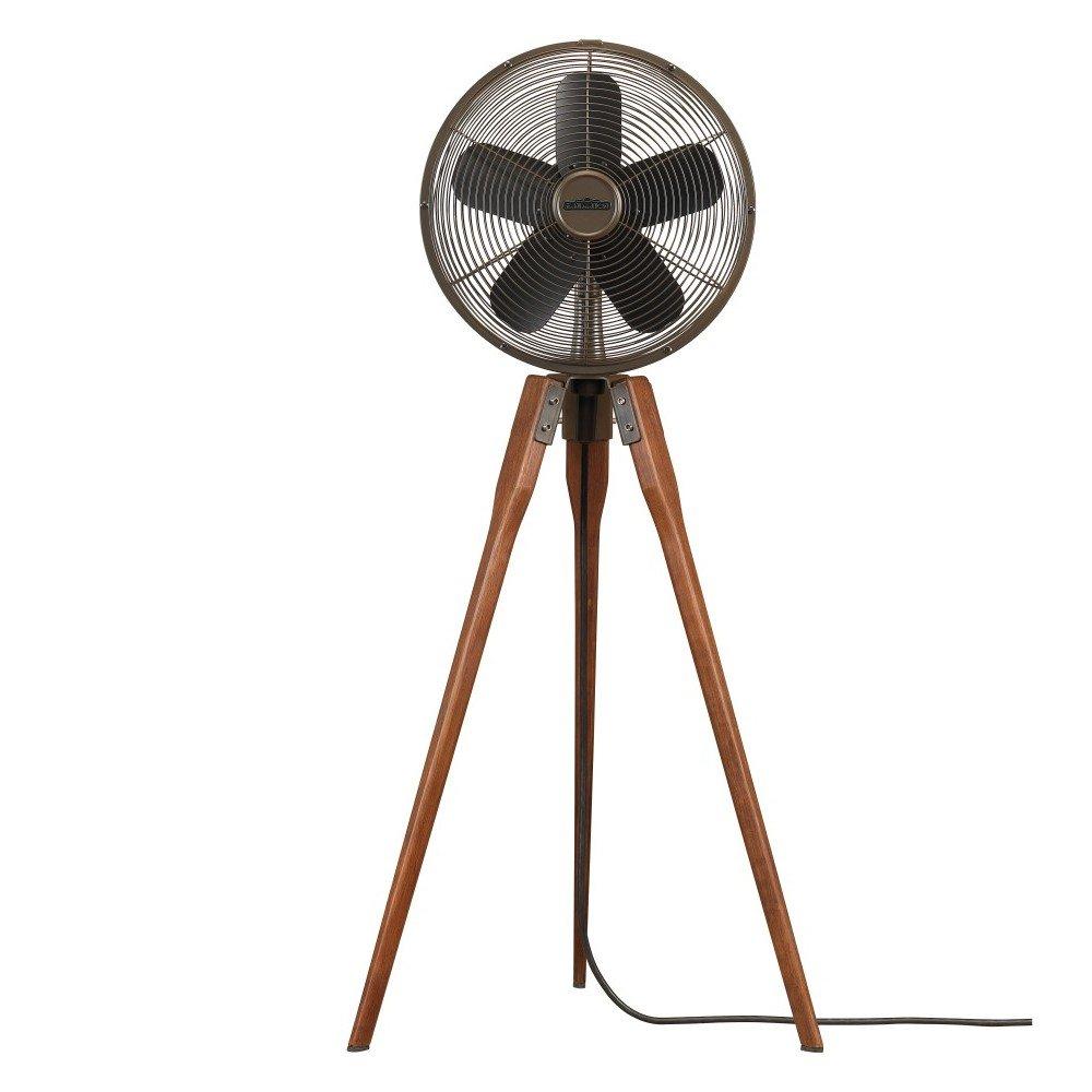 arden tripod floor fan oilrubbed bronze  € casa bruno -  arden tripod floor fan oilrubbed bronze