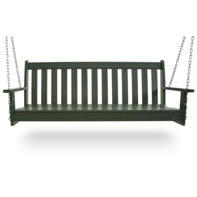vineyard verandaschaukel aus den usa sandfarben casa. Black Bedroom Furniture Sets. Home Design Ideas