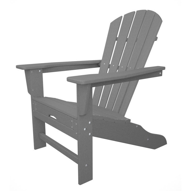 polywood adirondack chair liegestuhl mit fussteil grau casa bruno deckenventilatoren. Black Bedroom Furniture Sets. Home Design Ideas