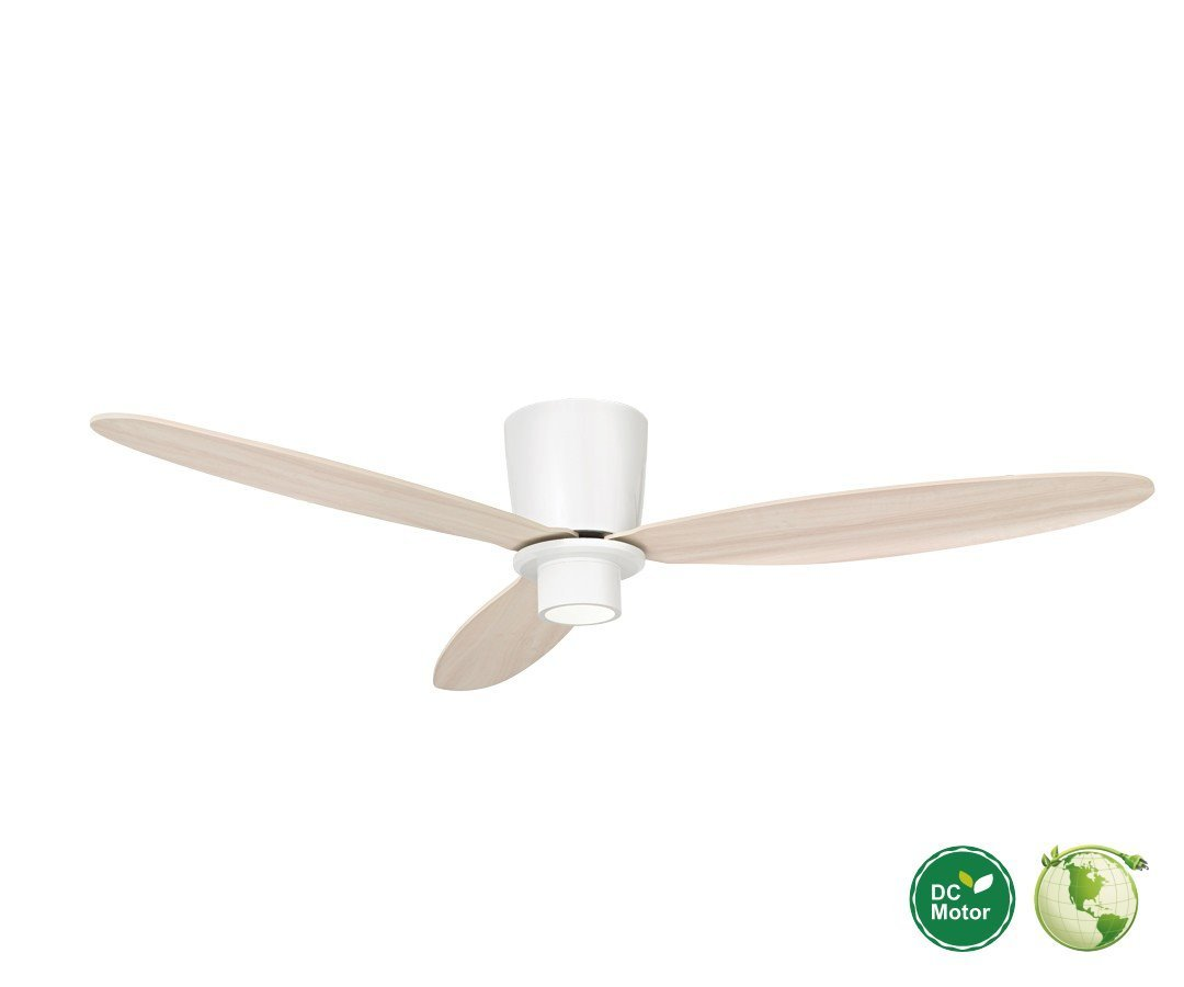 Ventilador con ahorro de energ a para techos bajos casa - Ventilador bajo consumo ...