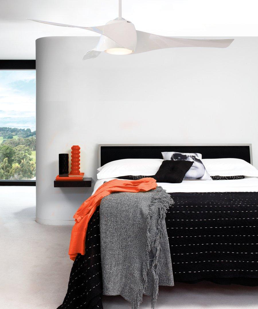 Artemis ventilador de techo blanco el original casa for Artemis muebles