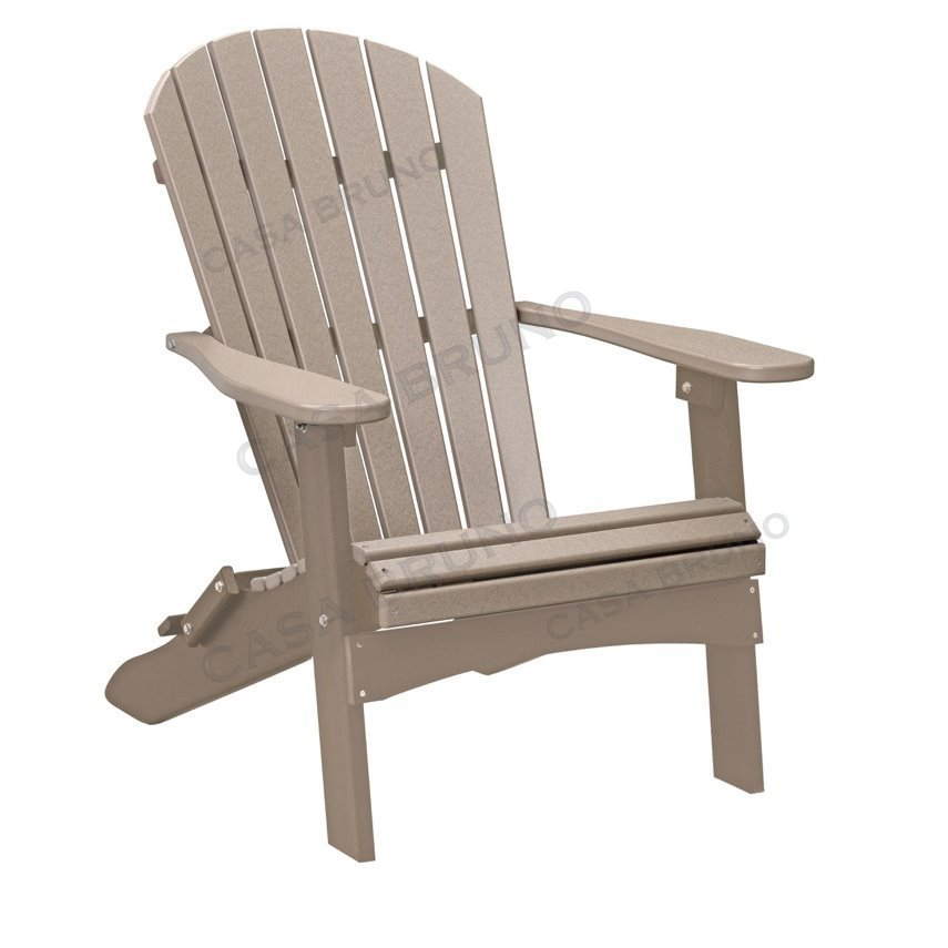 alabama adirondack chair alsterstuhl teak patina casa bruno deckenventilatoren. Black Bedroom Furniture Sets. Home Design Ideas