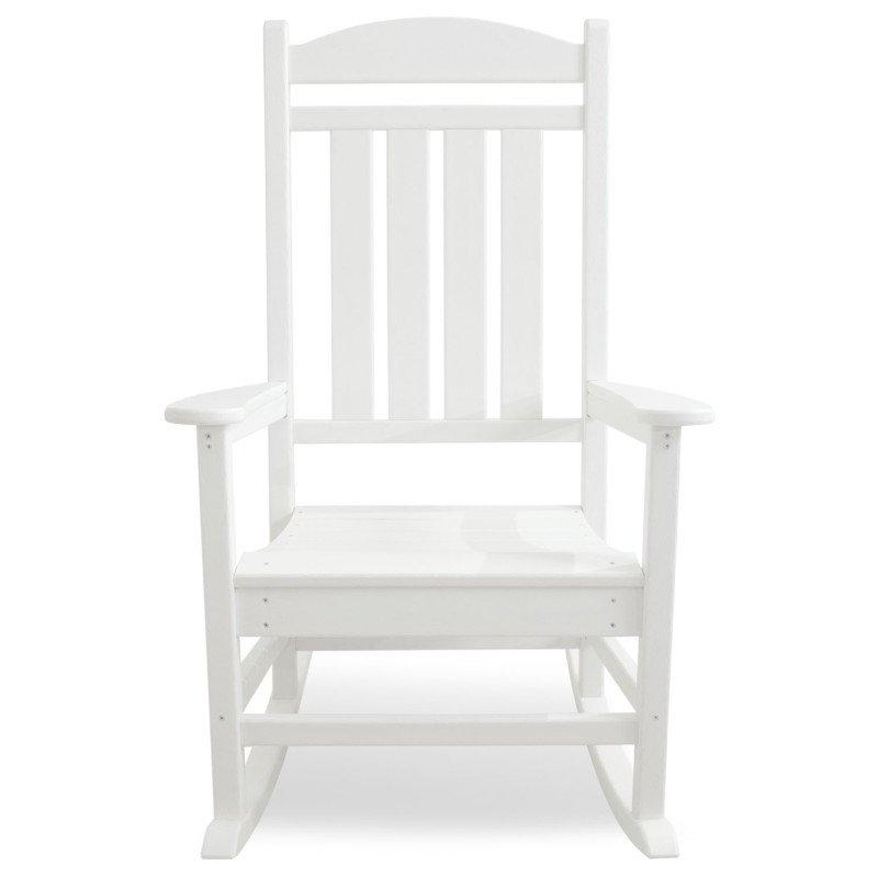 pr sidenten schaukelstuhl 39 presidential 39 in weiss casa bruno deckenventilatoren. Black Bedroom Furniture Sets. Home Design Ideas