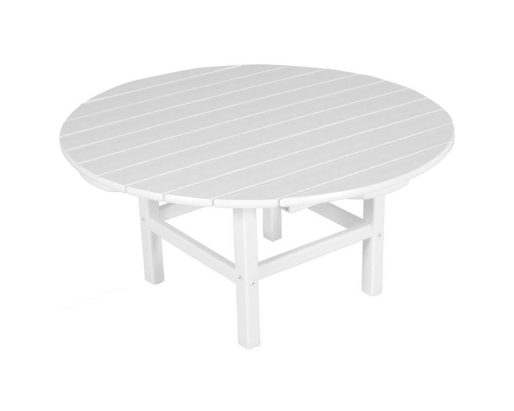 Simple Couchtisch Cm Rund Hdpe Weiss With Couch Tisch Rund