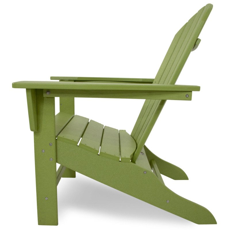 south beach adirondack chair alsterstuhl limettengr n. Black Bedroom Furniture Sets. Home Design Ideas