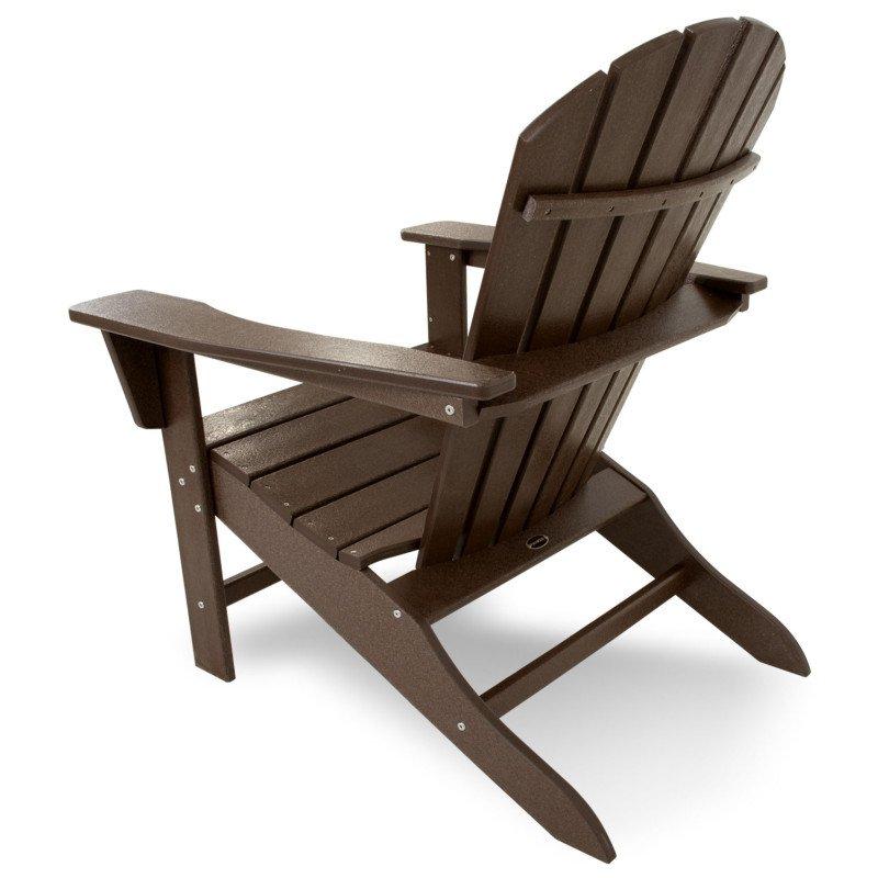South Beach Adirondack Chair Alsterstuhl mahagoni braun, Casa Bruno ...