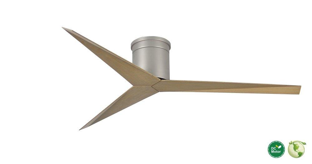eliza hugger dc ventilator 142 cm nickel geb rstet e. Black Bedroom Furniture Sets. Home Design Ideas