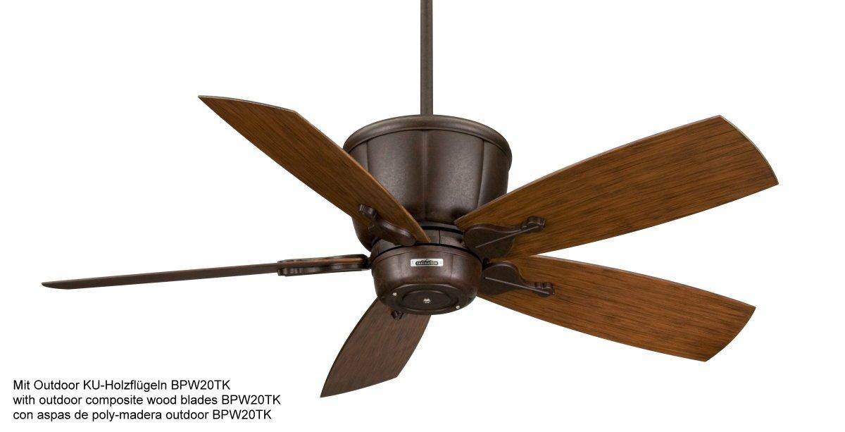 sandella deckenventilator 39 wailea beach 39 rust 659 00 casa b. Black Bedroom Furniture Sets. Home Design Ideas