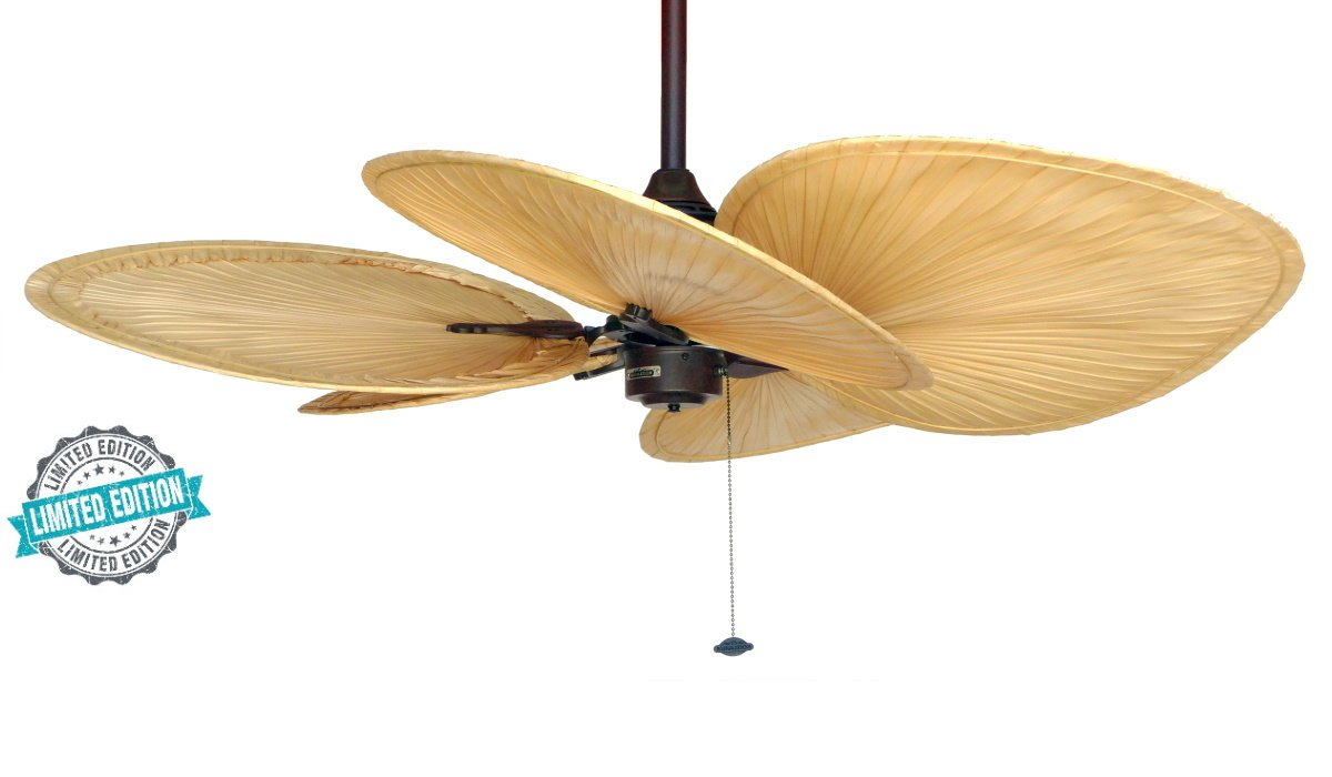 Islander ventilador de techo 39 palma de mallorca limited - Lamparas de techo ventilador ...