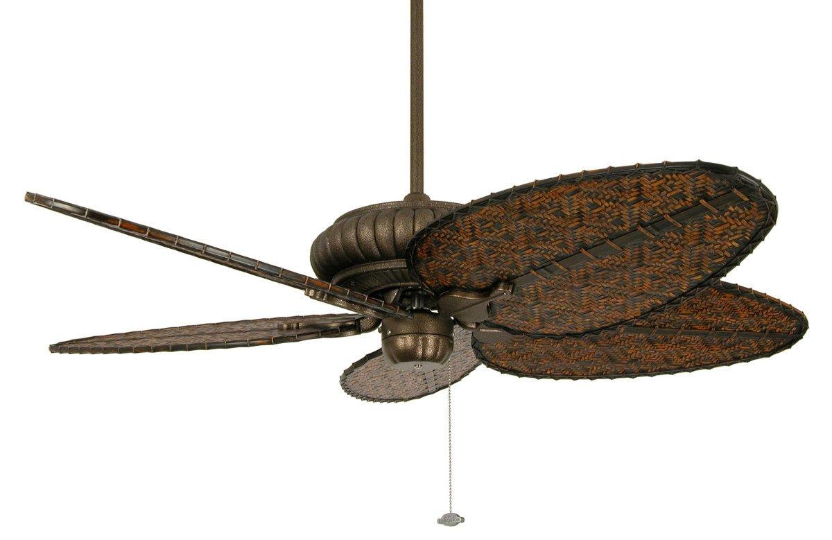 Belleria Outdoor Ceiling Fan Aged Bronze Bpd4a
