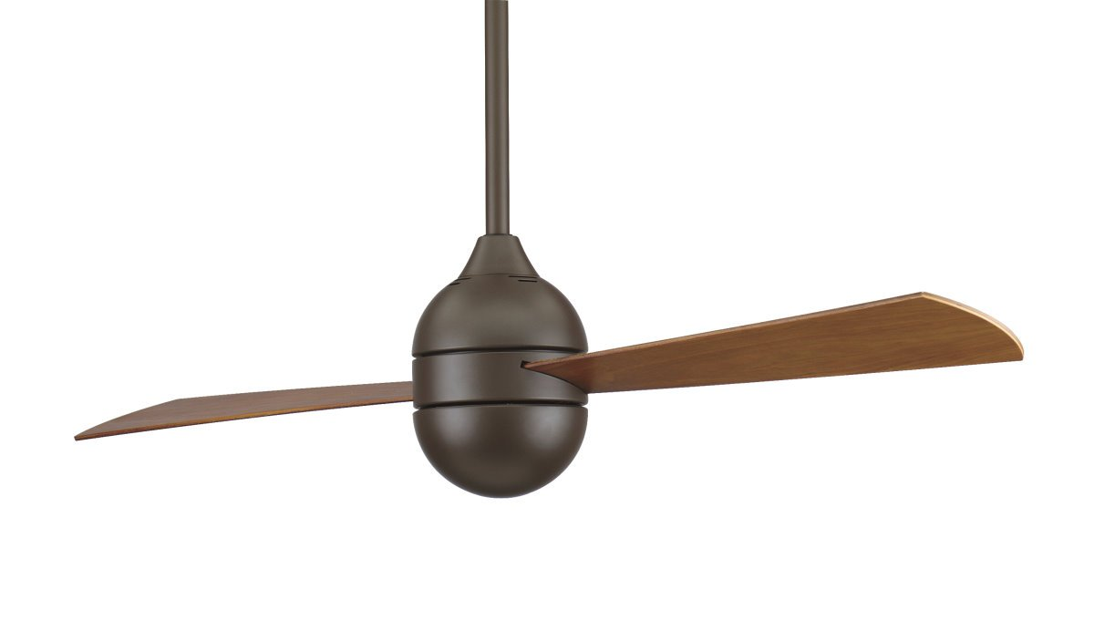 Ceiling Fan Involution Satin Nickel