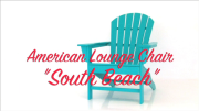 Polywood South Beach Adirondack Chair Aruba Casa Bruno