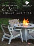 Casa Bruno Seaside Casual Envirowood Outdoor furniture catalog 2020