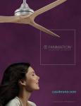 Casa Bruno Fanimation ventiladores 220 voltios catálogo 2017