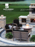 Casa Bruno Berlin Gardens Outdoormöbel Katalog 2017