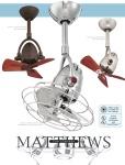 Casa Bruno Matthews Atlas ventiladores 220 voltios catálogo 2015