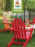 Casa Bruno Polywood  mobiliario de poly-madera al exterior catálogo 2015